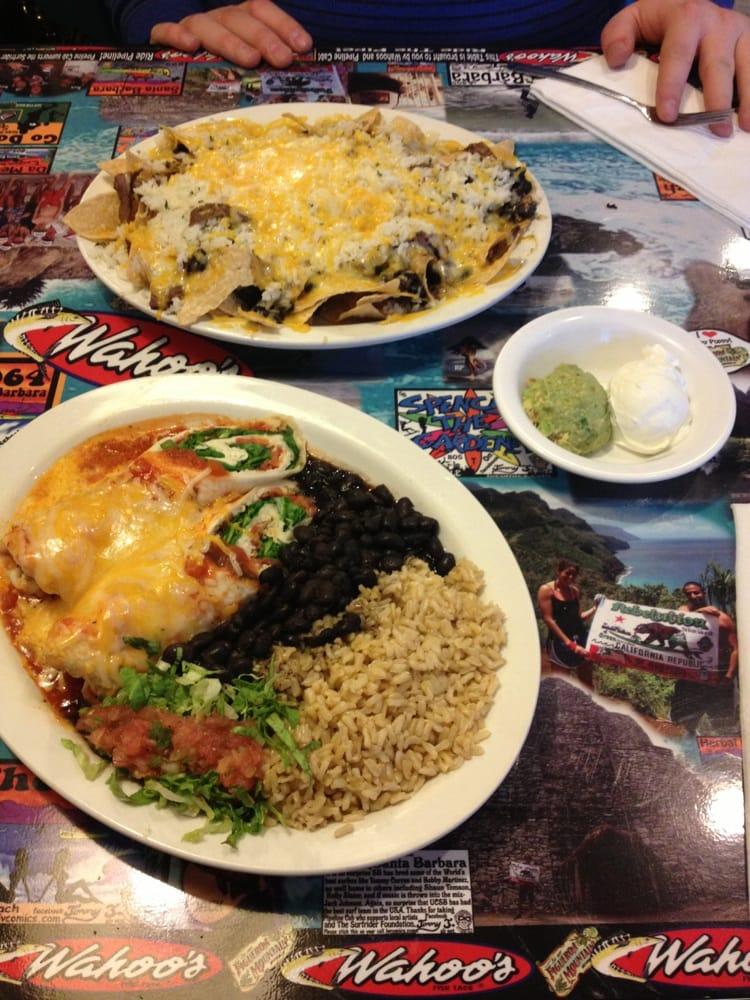 Baja Fish Nachos Recipe — Dishmaps