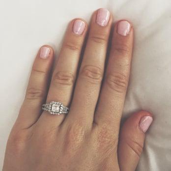 Shane Company Wedding Bands 14 Stunning Black diamond engagement rings