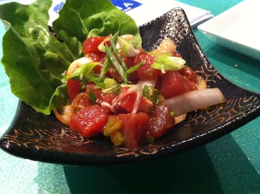 Ahi Poke Basic Recipe — Dishmaps