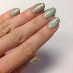 - Beautiful shellac manicure by Vicki. - Austin, TX, United States