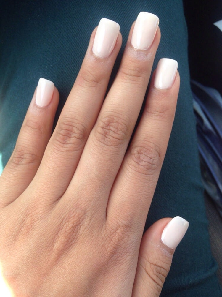 Acrylic Nails With