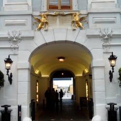Schloss Esterhazy, Eisenstadt, Burgenland, Austria