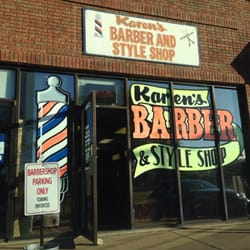 Barber Shop Grapevine : Karen?s Barber & Style Shop - Barbers - Grapevine, TX - Yelp