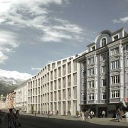 Kaufhaus Tyrol Fassade