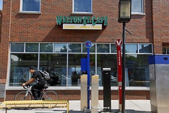 Welton Street Café - Denver, CO, United States