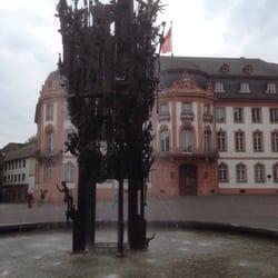 Fastnachtsbrunnen, Mainz, Rheinland-Pfalz