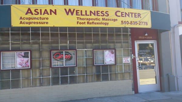 oakland massage centers