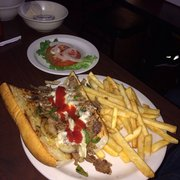 Rick's Crab Trap - Philly cheese steak - Fort Walton Beach, FL, Vereinigte Staaten