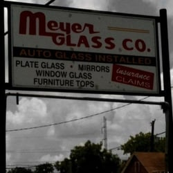 Meyer Glass Co logo