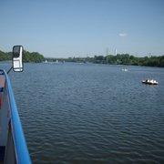 Personenschifffahrt Hengsteysee, Herdecke, Nordrhein-Westfalen