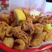 Old Port Lobster Shack - Calamari - Redwood City, CA, United States