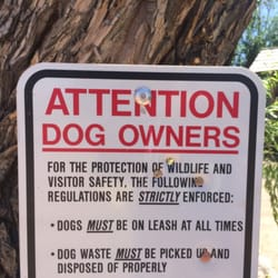 Glendale Open Space Dog Park logo