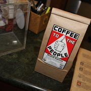 Coffee to the People - Coffee beans ! - San Francisco, CA, Vereinigte Staaten