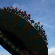 Flamingo Land Theme Park & Zoo, Malton, North Yorkshire