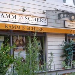 Kamm  Schere, Berlin