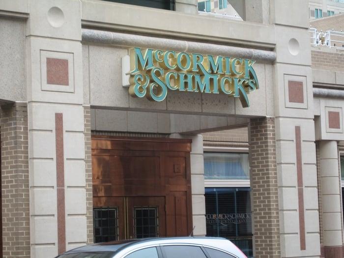 McCormick Schmick S 99 Photos Seafood Restaurants Reston VA Uni