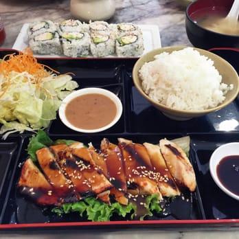 California Sushi Teriyaki Long Beach Menu