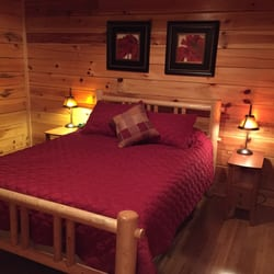 cabins for you gatlinburg tn united states one of the bedrooms