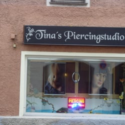 Tina's Piercingstudio, Rosenheim, Bayern