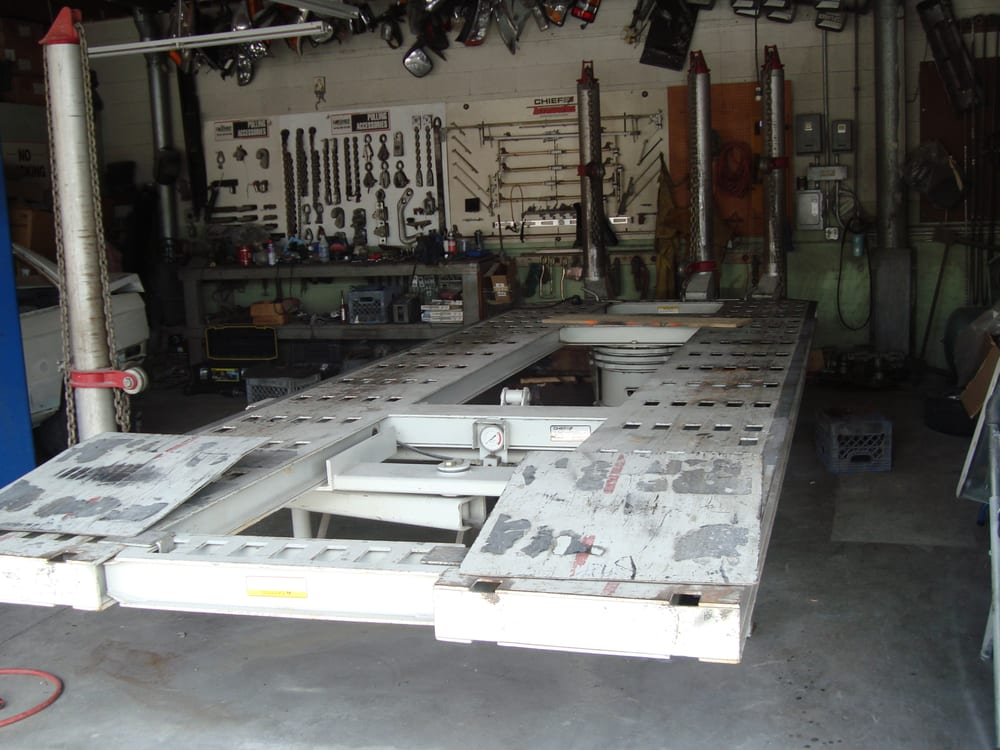 chief ez liner frame machine