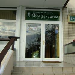 Pizzeria Il Mediterranio, Saarbrücken, Saarland