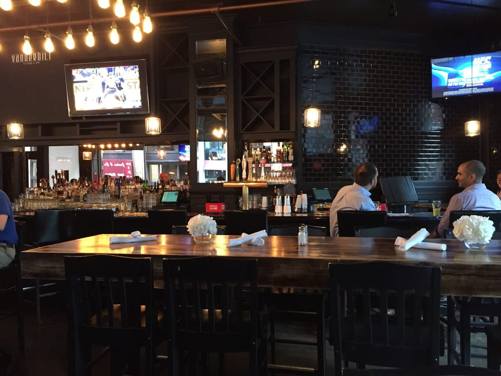 Vanderbilt Kitchen Bar Bars Financial District Boston Ma Photos Yelp