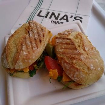 Lina's Sandwiches - Takeaway & Fast Food - Champs-Elysées ...