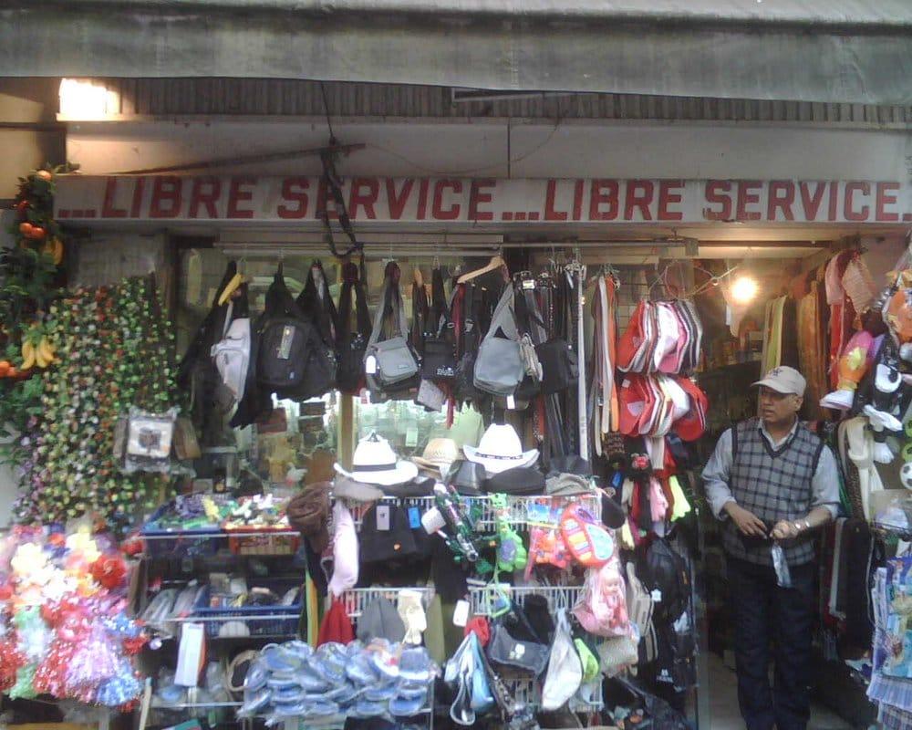 Libre service accessories 11 me paris france for Paris libre