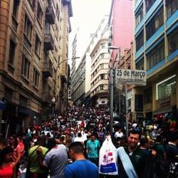 25 de Março, São Paulo - SP