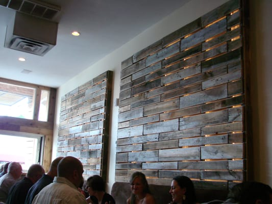 Pallet wall decor in Mesa | Yelp