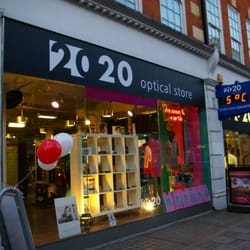 20 20 Optical Store, London