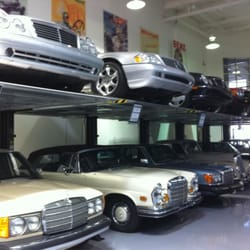 Mercedes benz classic center auto repair irvine ca for Mercedes benz restoration center