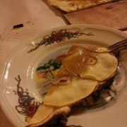 Tarte flambee (sweet version with…