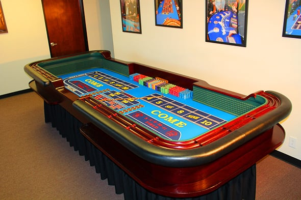 home casino tables
