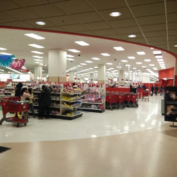 Located in the loathsome Queens Place Mall, this Target has come a long way. For awhile this was much like the mall of yesteryear: a bit dingy, a lot of an eyesore, dated, and the kind of 3/5().