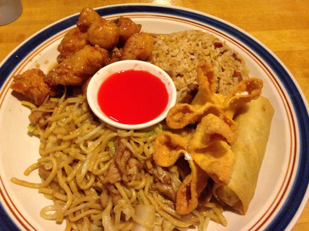 Chinese Food Delivery Chico