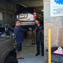 Ingraham Street Garage - John and Willie went above and beyond to assist us with our vehicle.highly recommend their services! Excellent pr, thank you ! - San Diego, CA, Vereinigte Staaten