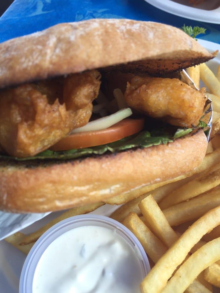 Harbor fish cafe 161 photos seafood restaurants for Fish restaurant carlsbad