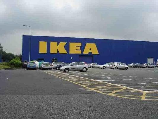 Ikea warrington united kingdom yelp for Ikea driving directions