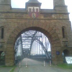 Alte Harburger Elbrücke, Hamburg