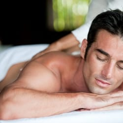 male masseur london
