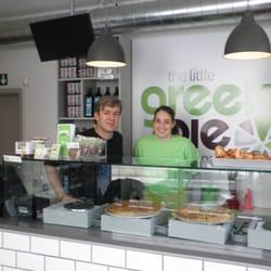 Little Greek Pie Company, London