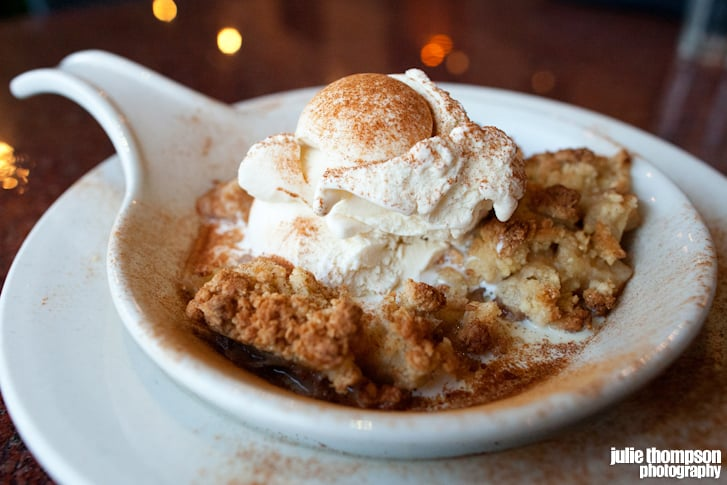 Warm Apple Cobbler Recipe — Dishmaps