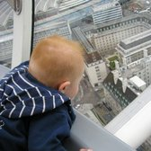 A baby's eye view of London!