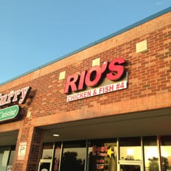 r o t d and shout outs mike b left tips and reviews on On rio s chicken and fish