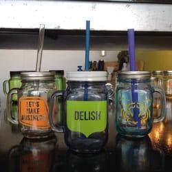 Mason jars monterrey