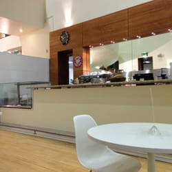 The coffee bar selling high in proteins…