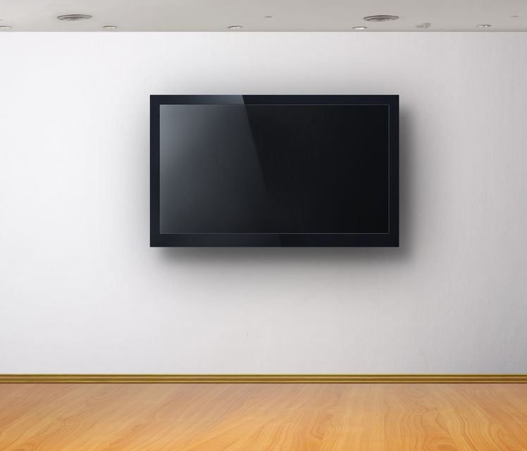 Build A Flat Screen Wall Mount
