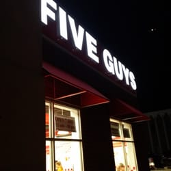 five guys apple valley mn