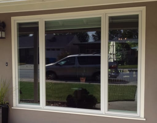 Anderson 400 series casement window installation in san for Andersen 400 series casement